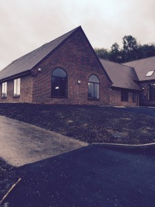 New Village Hall Hermitage