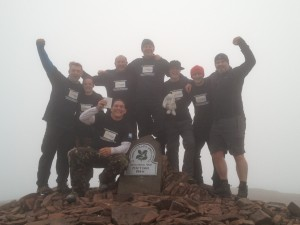 Top of Pen Y Fan